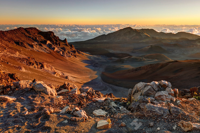 Haleakala Sunrise 1