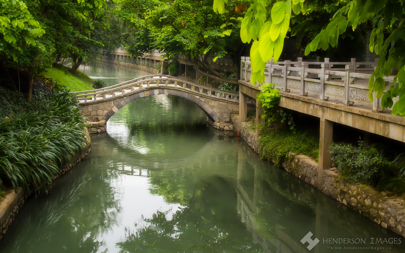 Stone Bridge - Guilin China