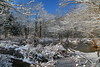 Hiwasee River snow