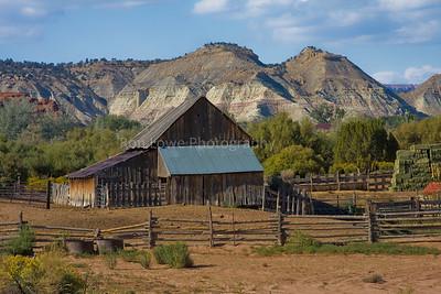 Southwest Landscape I