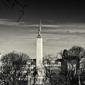 Freedom monument III