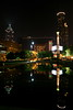 Atlanta reflection