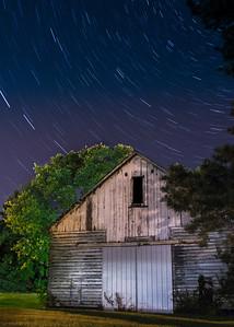 Barn Star Trails
