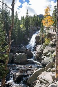 Alberta falls in RMNK
