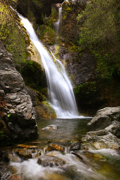 Salmon Creek Falls