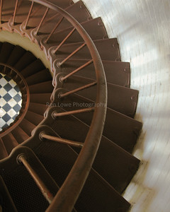 Cape Hatteras Lighthouse steps