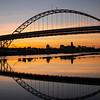 2021-03-13 Fremont Bridge Sunrise-7