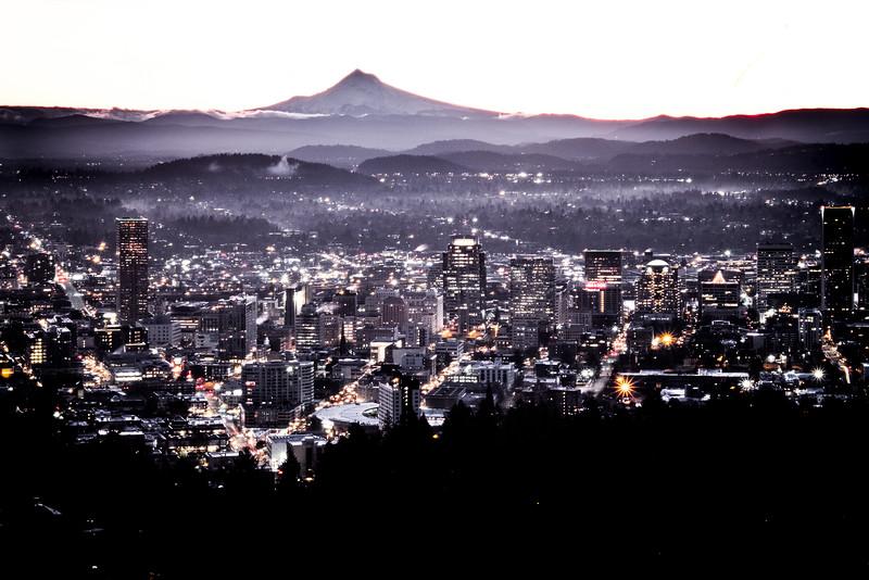 Portland Sunrise 123117-6