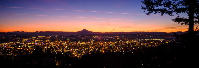 Portland Sunrise 123117-2