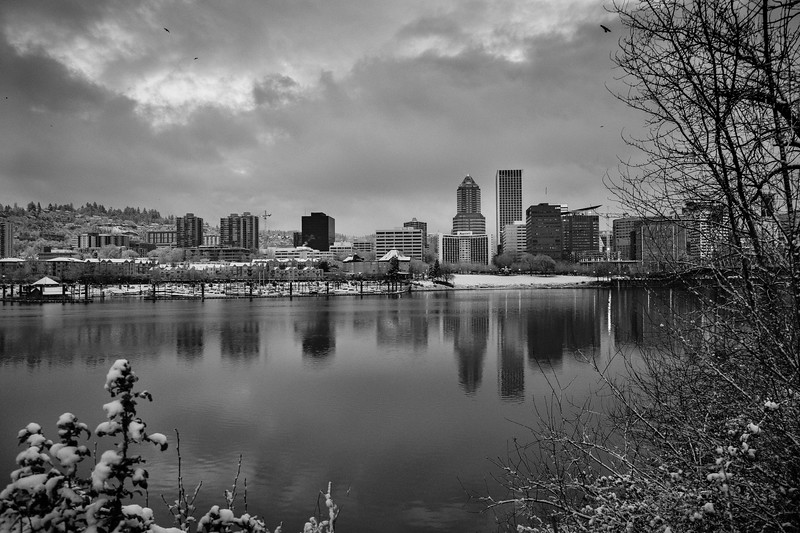 Snow Portland 022218-6