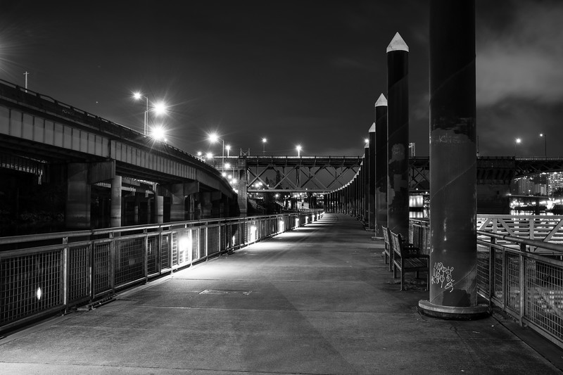 Steel and Burnside Bridges 013118-4