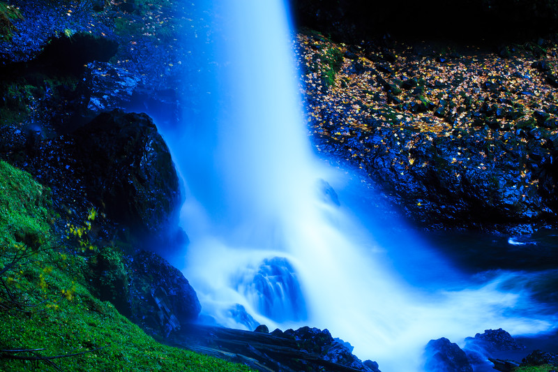 Silver Falls North Falls 103017-40