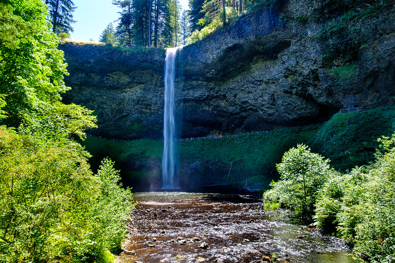 Silver Falls State Park 071017-22