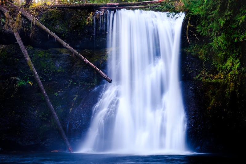 Silver Falls North Falls 103017-71