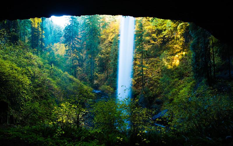 Silver Falls North Falls 103017-12