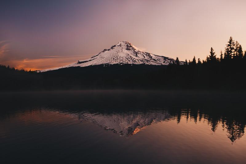 Trillium Lake 092417-3