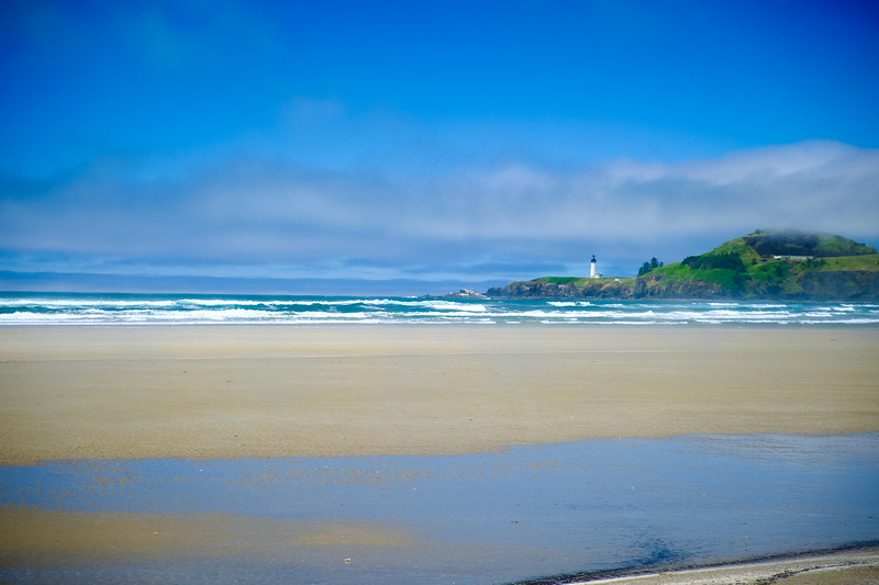 Beach Tidepools Lighthouse 061817-86