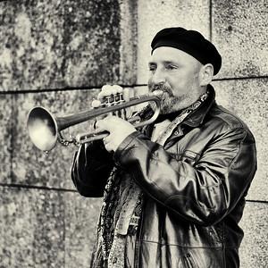 O Trompetista