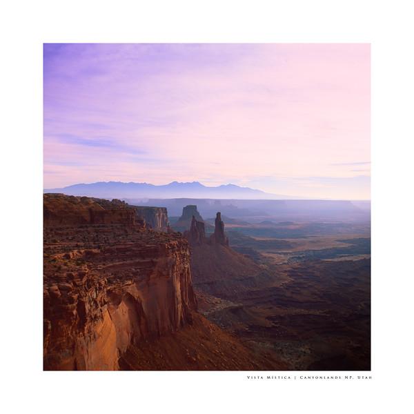 Vista Mística | Canyonlands NP, Utah