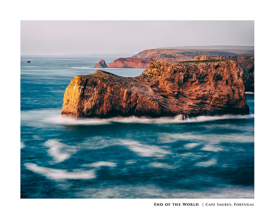 End of the World | Cape Sagres, Portugal