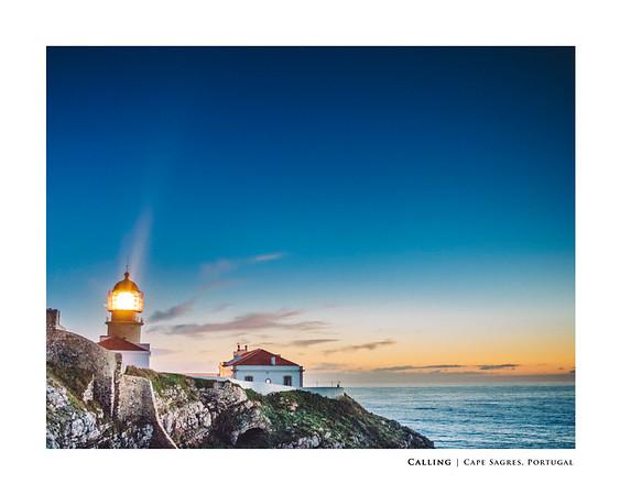 Calling | Cape Sagres, Portugal