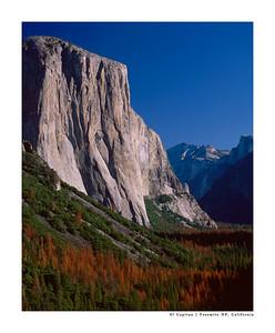El Capitan | Yosemite NP, California