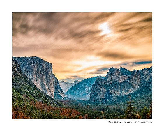Ethereal | Yosemite, California