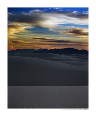 Study One | White Sands National Monument, New Mexico