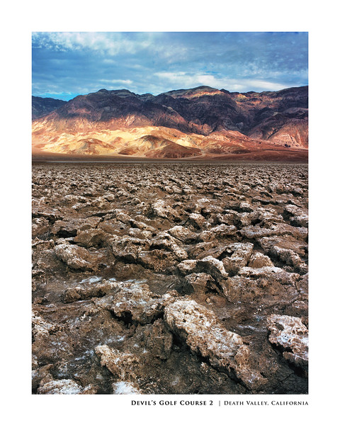 Devil's Golf Course 2 | Death Valley, California