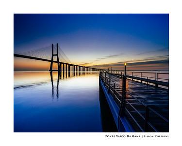 Ponte Vasco Da Gama   Lisbon, Portugal