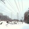 Snow & Power Lines