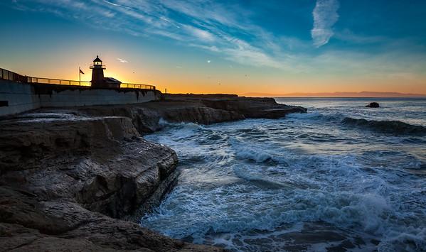 Santa Cruz Lighthouse, Santa Cruz CA