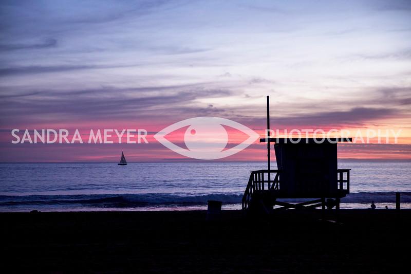 SM180311_0079_Manhattan Beach Sunset