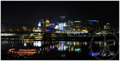 Reflections of Cincinnati