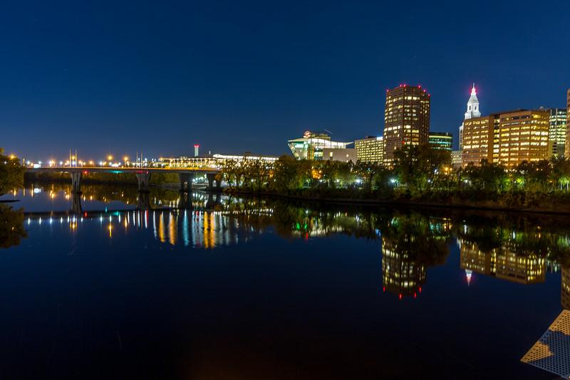 Hartford reflection