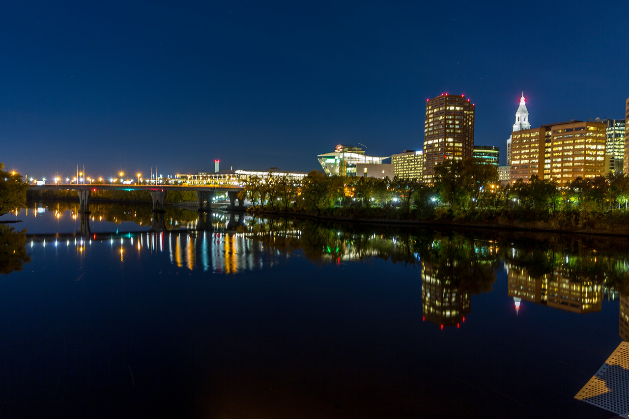 Hartford reflection
