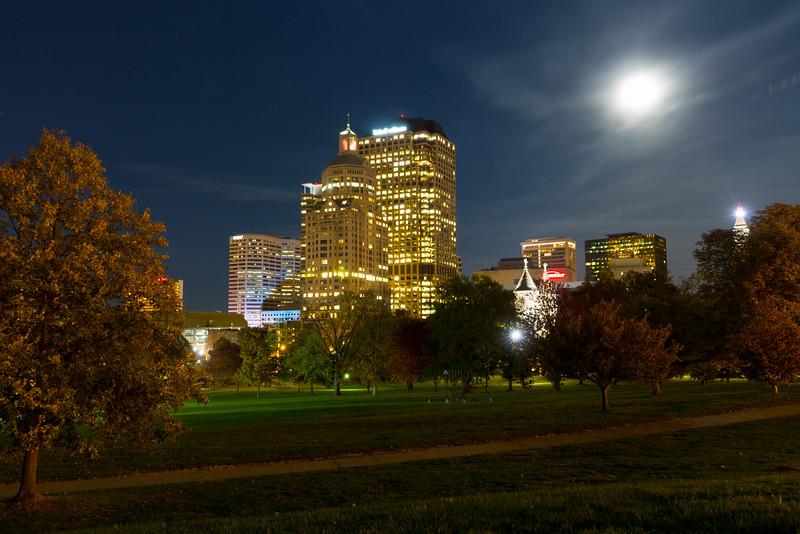 Hartford Ct skyline