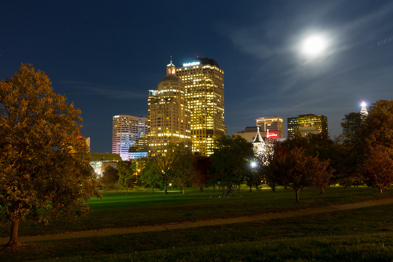 Hartford Ct skyline