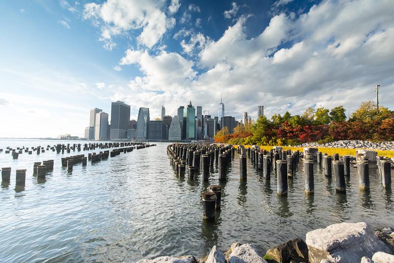 Lower Manhattan - day time