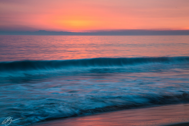 Painted Waves III