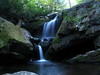 Grotto Falls, lower