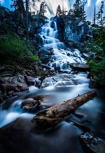 Eagle Falls, Tahoe CA
