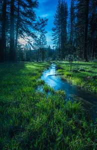 North end of Yosemite CA