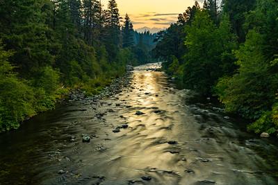 Sac river in Shasta, CA