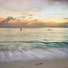 Smooth Tide At Sunset 1
