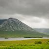 Stormy Irish Mountain