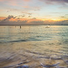 Smooth Tide At Sunset 2