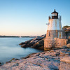 Sunset at Castle Hill Lighthouse on Newport, Rhode Island 1