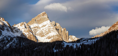 Crestone Needle Winter