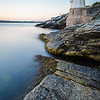 Sunset at Castle Hill Lighthouse on Newport, Rhode Island 4